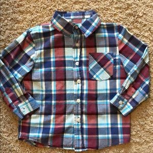 Cherokee button down shirt